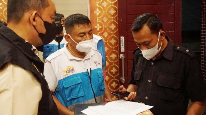 Langgar SE Wali Kota Medan, Empat Tempat Hiburan Ditutup Paksa Petugas
