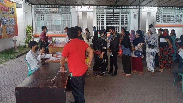 59 Ribu Warga Medan dan Deliserdang Terdampak Covid-19 Terima Bantuan Sosial Tunai di Kantor Pos