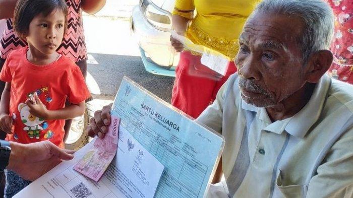 540 Ribu Warga Sumut Terdampak Covid-19 Terima Bantuan Sosial Tunai