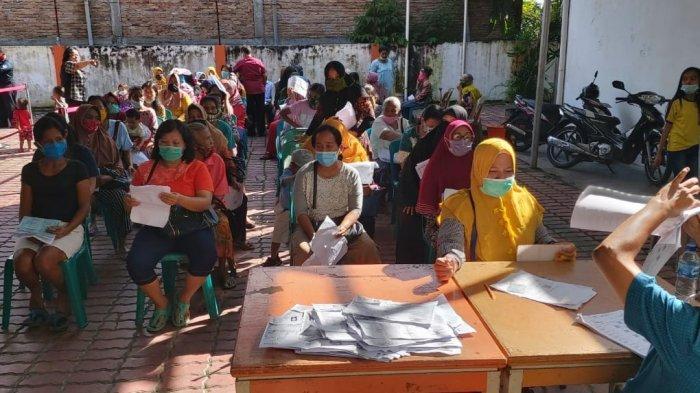 Ribuan Warga Siantar yang Terdampak Covid-19 Telah Terima Bantuan Sosial Tunai