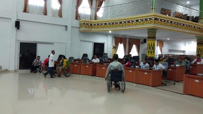 Diundang DPRD Deliserdang, Penyandang Disabilitas Kritisi Berbagai Hal