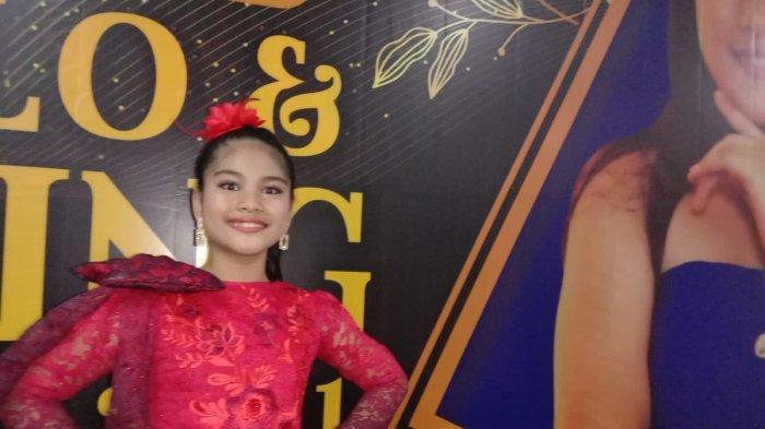 Harum Dilaila, Penyanyi Cilik Asal Medan, Luncurkan Single Berjudul Semua di Indonesia