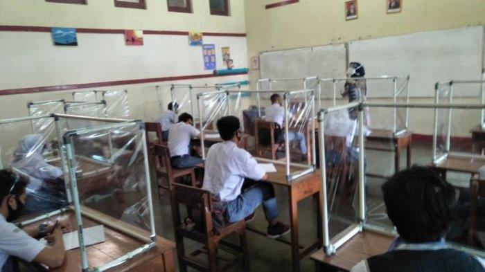 Sekolah Wajib Kirim Laporan Persiapan Sekolah Tatap Muka, Disdik Sumut Tunggu hingga Pekan Depan