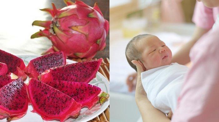 Penyebab Bayi Mencret Setelah Konsumsi Buah Naga