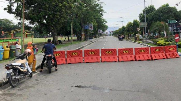 INFO, Jalanan di Kota Binjai Mulai Hari Ini Ditutup, Berikut Lokasinya