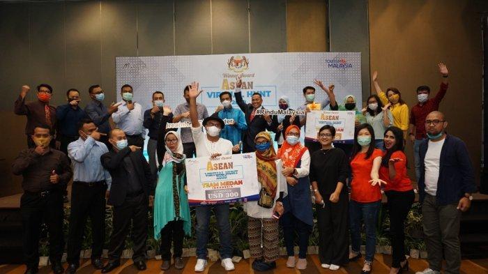 Program Malaysia Truly Asia ASEAN Virtual Hunt 2020 Resmi Ditutup dengan Penyerahan Hadiah