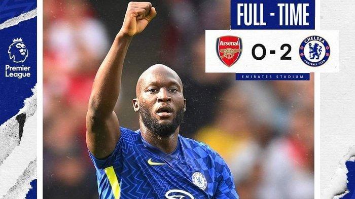 Thomas Tuchel Puji Bomber Barunya Romelu Lukaku, Langsung Jadi Man of The Match Kalahkan Arsenal 2-0