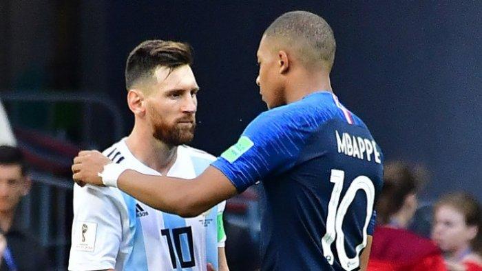 ARGENTINA vs PRANCIS: Gol Aguero Terlambat, Tim Tanggo Kalah Dramatis 3-4 dari Les Blues