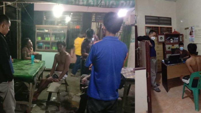 Pelaku Pembunuhan di Warung Tuak Ditangkap, Tersangka Tikam Korban Secara Membabi Buta