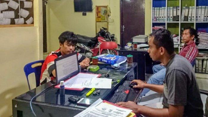 Isap Sabusabu di Kamar Mandi, Ely Diangkut Polisi