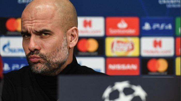UPDATE Hasil PSG Vs Man City, Rahasia Guardiola Buat Comeback, Sebut Timnya Belum Pengalaman