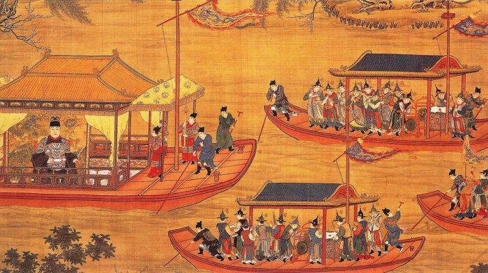 Materi Belajar IPS Kelas 10, Mengenal Peradaban Kuno di Asia: China, Mesir, Irak, dan India