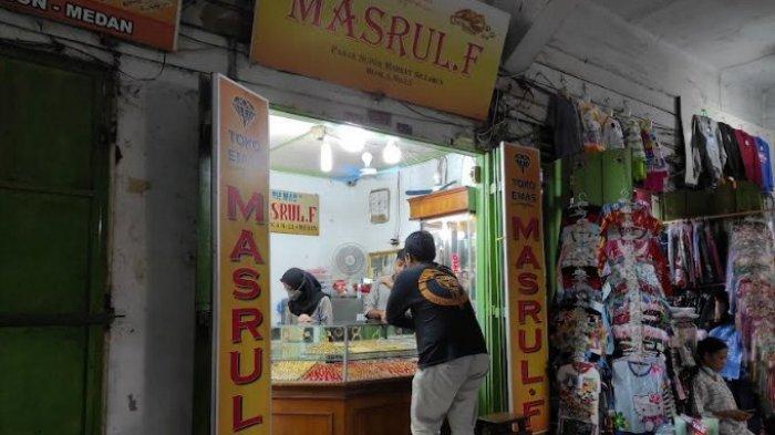 PERAMPOK Dua Toko Emas Pasar Simpang Limun Dikabarkan Ditangkap, Ini Kata Polda Sumut