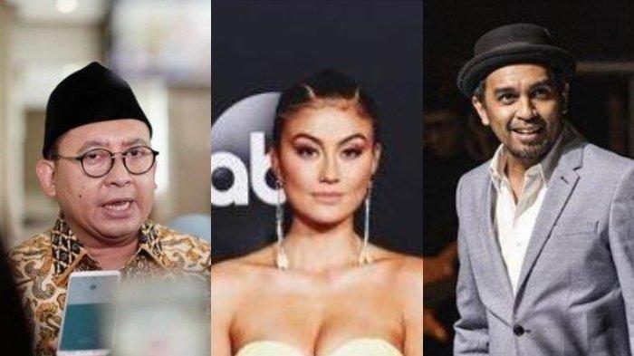 'Perang Medsos' Fadli Zon dan Glenn Fredly, Gegara Polemik Agnez Mo 'Tak Berdarah Indonesia'