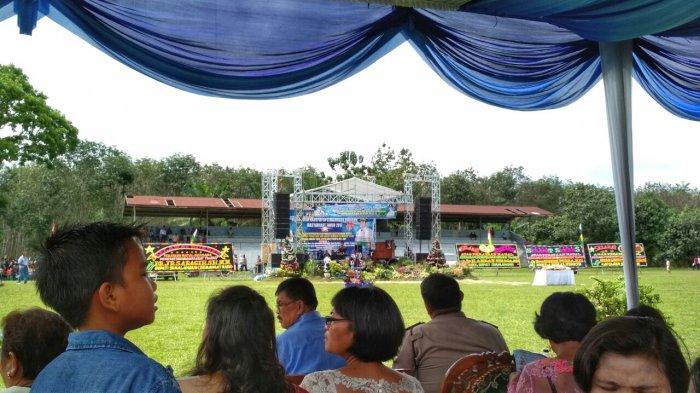 Perayaan Natal, Harapan Jr Saragih Kepada Masyarakat Sumatera Utara
