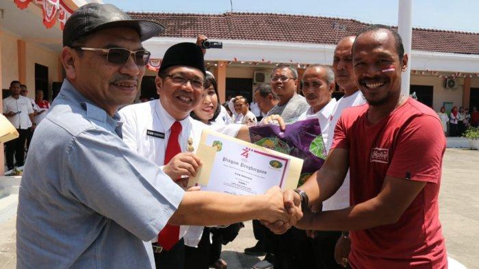 Perayaan HUT ke-74 RI, PD Pasar Kota Medan Gelar Lomba Pasar Terbersih dan Terjorok