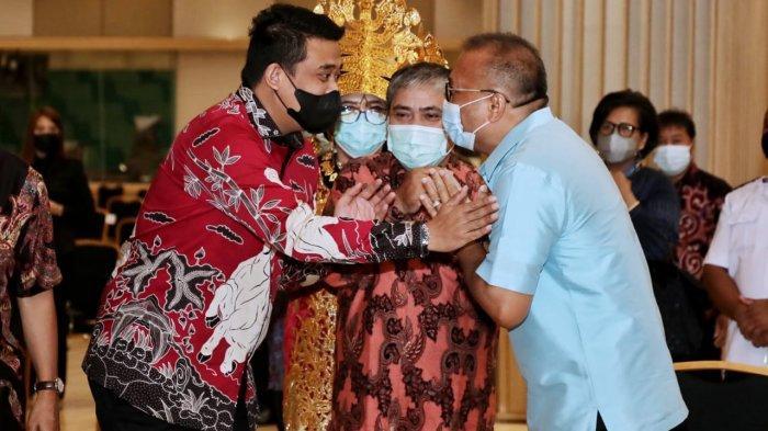 Bobby Nasution Hadiri Perayaan Paskah Oikumene Umat Kristiani Sumut