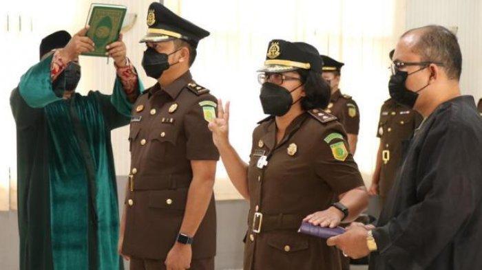 Dua Pejabat di Kejari Medan Diganti, Berikut Sosok Pejabat Baru yang Dilantik Kajari