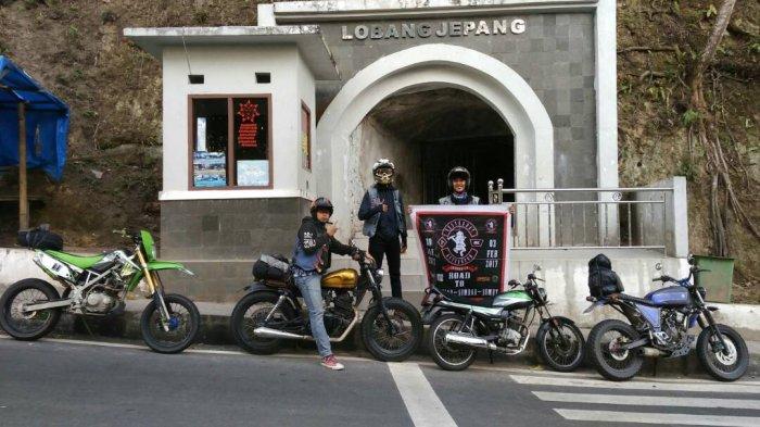 Perjalanan di lobang jepang