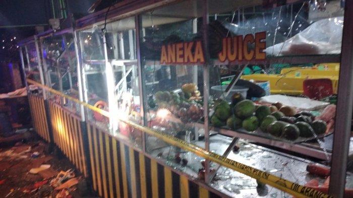 Cekcok Gara-gara Nasi Goreng di Kafe, Mandor Angkot Abadi Bangun Tewas Dipukuli