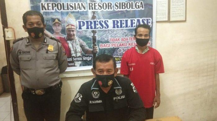 Ayah Kandung di Sibolga Rudapaksa Putri Sulungnya, Korban: Nggak Tahan Aku