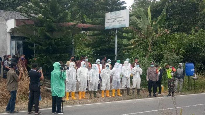 Satgas Covid-19 Simalungun Cari Kontak Erat Ketua DPC Peradi yang Meninggal Akibat Corona