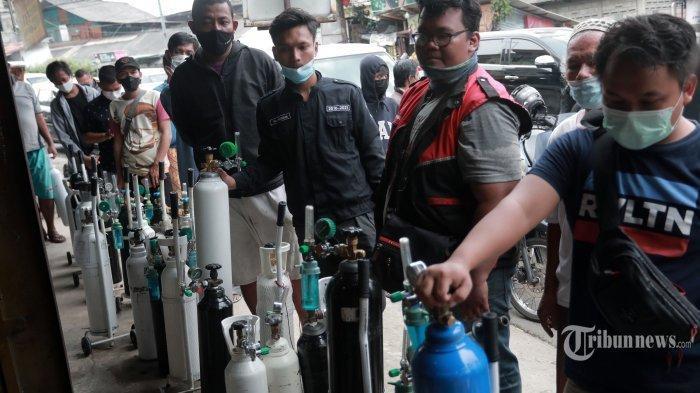 PERNAH KEKURANGAN Oksigen Dibantu Indonesia, Cara India Atasi Kelangkaan Oksigen Medis,Perlu Ditiru?