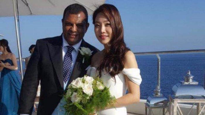 Bikin Heboh, Bos AirAsia Diam-diam Menikahi Gadis Rupawan Ini, Siapa Dia?