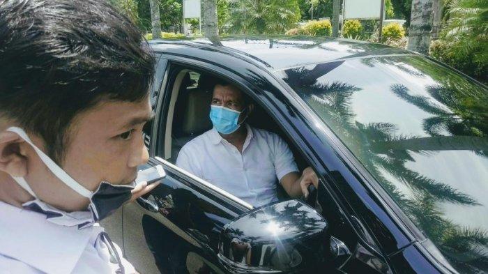 Ditanya soal Budi Utari Menangi PTUN, Wali Kota Siantar Menghindar: Tanya ke Kabag Hukum aja!