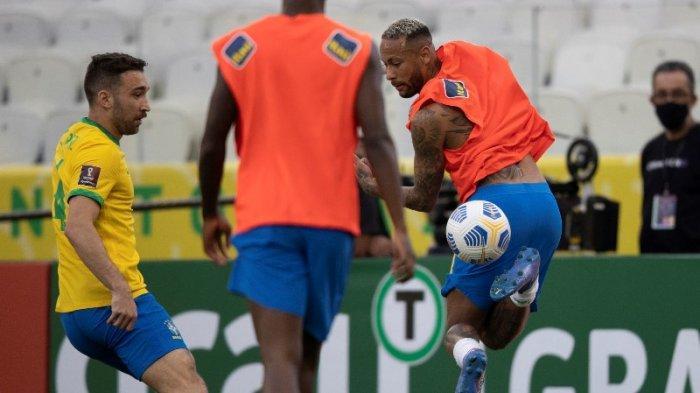 Prediksi Brasil vs Peru, Tim Samba Kehilangan 8 Pilar, Target Sapu Bersih Laga Kualifikasi