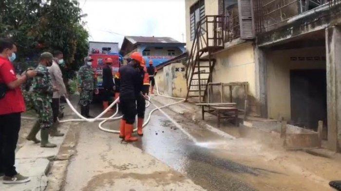 UPDATE Kondisi Parapat - Arus Lalu Lintas 3 Kabupaten Kota Putus, SAR Brimob Terjun ke Lokasi