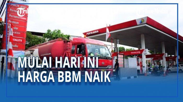 Harga BBM di Sumut Naik, Pertamina Sebut Sesuaikan Pergub, Begini Respons Gubernur Edy Rahmayadi