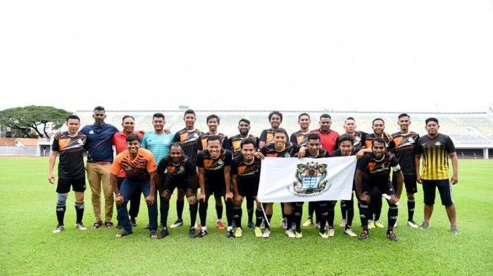 Wujudkan Sister City, Kota Medan dan MBPP Gelar Laga Sepak Bola Persahabatan