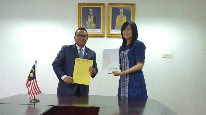 Tourism Malaysia Medan JalinKerja Sama dengan Politeknik Wilmar Bisnis Indonesia