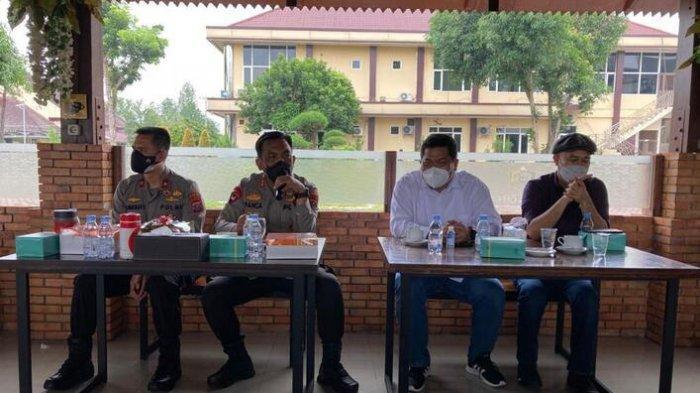 Kapolda Sumut Diskusi Santai dengan Pemimpin Media di Medan, Minta Bawahannya Lebih Terbuka