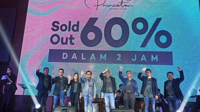 Gelar Pre-launching, Princeton Boutique Living Sold Out 80 Unit Hanya Dua Jam