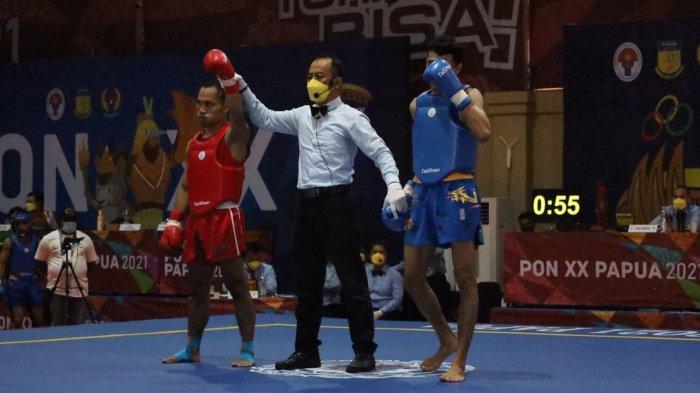 7 Atletnya Melaju ke Final, Sanda Sumut Optimis Tambah Medali Emas