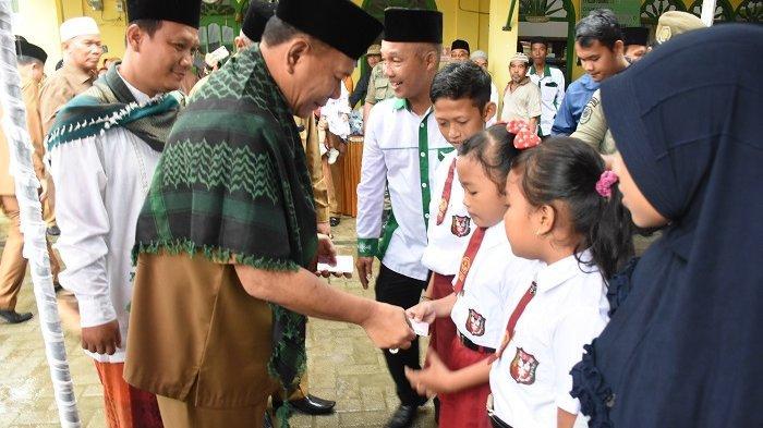 Camat Ini Berpeluang Menjadi Camat Terbaik di Kabupaten Deliserdang dan Bakal Dapat Penghargaan