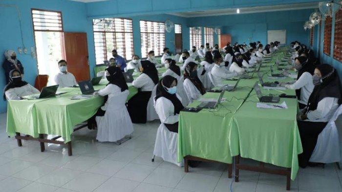 544 Peserta CPNS Asahan Jalani Seleksi Kompetensi Dasar Rebut 17 Formasi