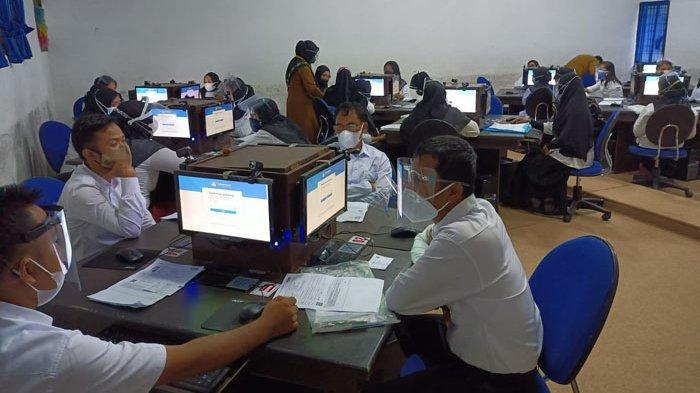 Kabupaten Asahan Gelar Tes PPPK di Dua Tempat, Ujian Mulai Pukul 07.15 Wib