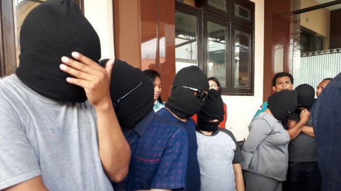 Mengungkap 5 Fakta Tiga Pasang Suami Istri Pesta S3ks (Swinger) di Hotel hingga Ditangkap Polisi