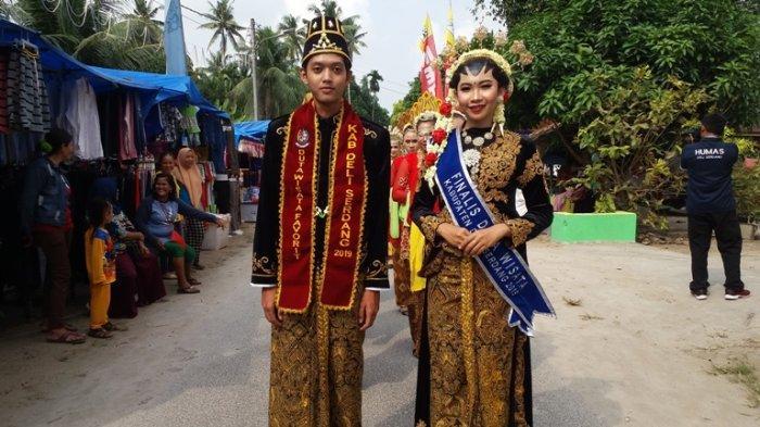 Desa Wisata Kampoeng Lama Gelar Pesta Rakyat Ada Karnaval Budaya Dan Tribun Medan