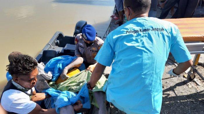 Hanyut di Sungai Tabayang, Seorang Nelayan 70 Tahun Ditemukan tak Bernyawa