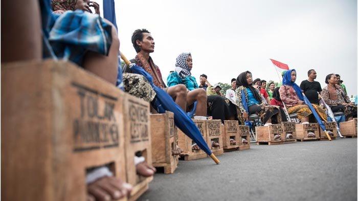 Jokowi, Pabrik Semen, dan Nyawa Seorang Ibu