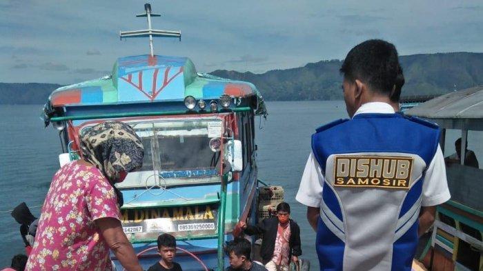 Banyak Penumpang Kapal Merasa Terjebak Setelah Tiba di Samosir, Dilarang Masuk dan Dipulangkan