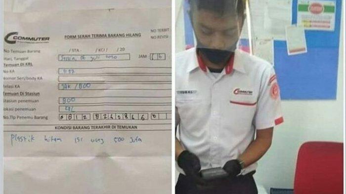 VIRAL Sosok Mujenih (30) Petugas Kebersihan yang Temukan Uang Rp 500 Juta Dikembalikan ke Pemiliknya