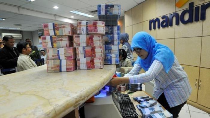 Dukung Efisiensi Perbankan, Bank Mandiri Perluas Akses Transaksi Uang Kertas AsingAntar Bank