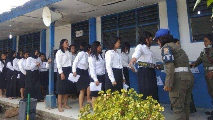 277 Orang Peserta Ujian CPNS Karo Tidak Hadir