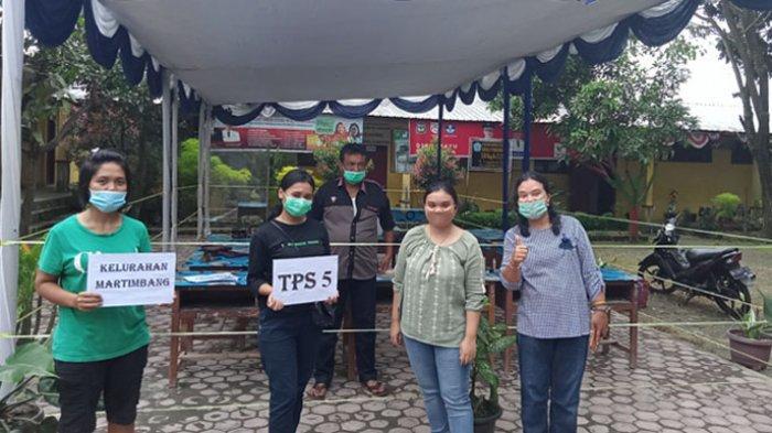Calon Tunggal Pilkada Siantar, Asner Silalahi Akan Mencoblos di Komplek SD Jalan Laguboti Ujung