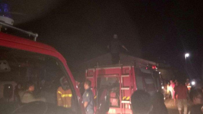 Satu Orang Tewas Terjebak dalam Kobaran Api, Tiga Unit Rumah Hangus di Medan Labuhan